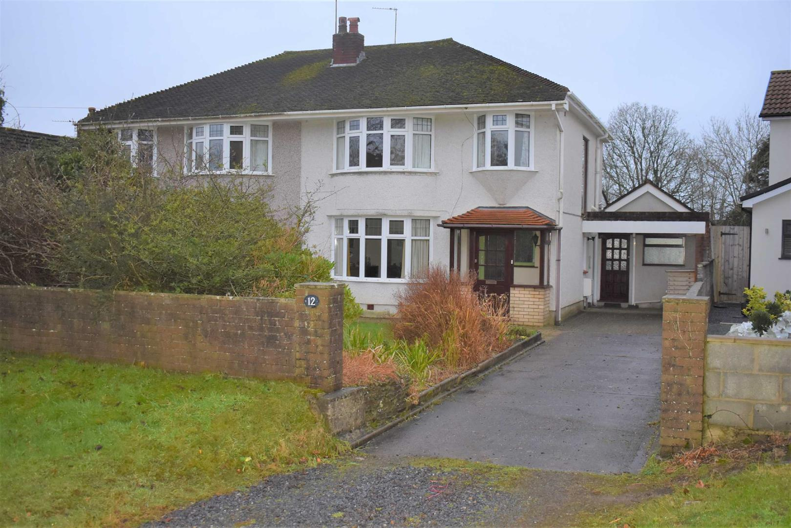 Highpool Lane, Newton, Swansea, SA3 4TT